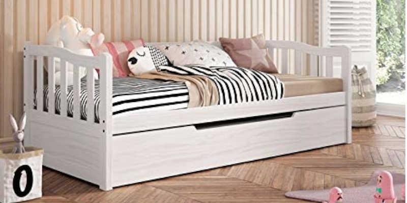 Cama diván con dos cajones barato baratos barata baratas precio precios comprar oferta ofertas barata baratas