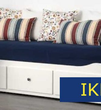 imágenes divan cama Ikea